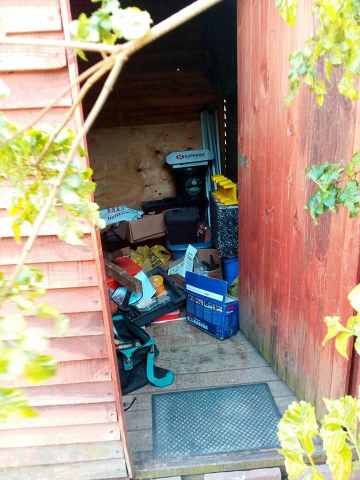 Crime Alert: Wendy houses & Garages - Goodwood Armed Patrols